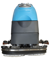 GENIE MAGIC DUO HEAD FLOOR SCRUBBER