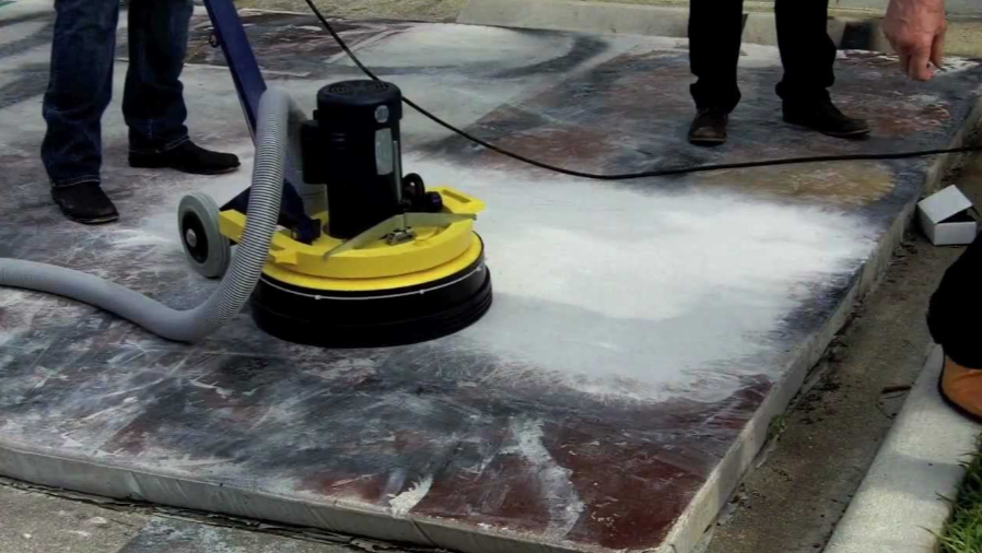 Concrete Polishing & Epoxy Training