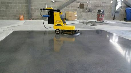 Concrete Grinding Equipment